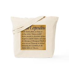 CONstitution Tote Bag