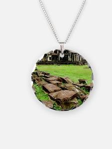 Angkor Wat Ruined Causeway Necklace