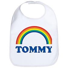 TOMMY (rainbow) Bib