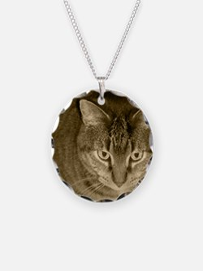 Snuggle-Sepia-M Necklace
