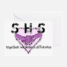 SHS Watercolor Greeting Card