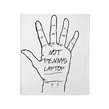 Laptop Throw Blanket