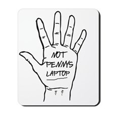 Laptop Mousepad