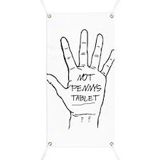 Tablet Banner