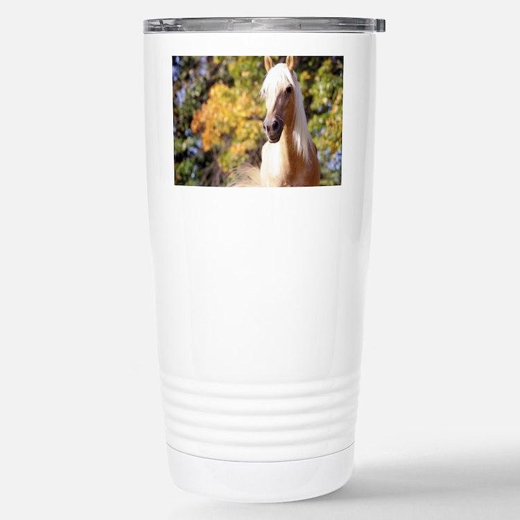 horse-418-6 Travel Mug
