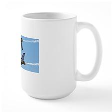 (11) Thunderbirds 5 and 6 Tail to Tail Mug