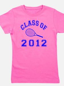 CO2012 Tennis Navy Girl's Tee