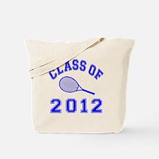 CO2012 Tennis Navy Tote Bag