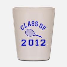 CO2012 Tennis Navy Shot Glass