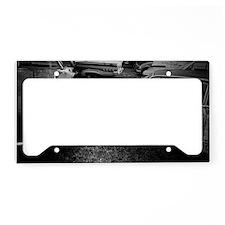 JunkYard-038-Poster License Plate Holder