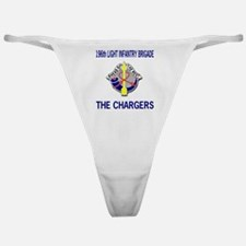 196th LIGHT INFANTRY BRIGADE Classic Thong