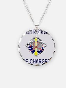 196th LIGHT INFANTRY BRIGADE Necklace