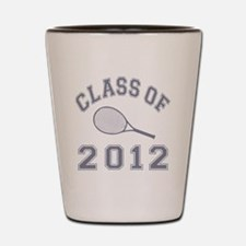 CO2012 Tennis Gray Shot Glass