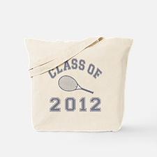 CO2012 Tennis Gray Tote Bag
