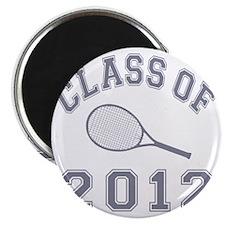 CO2012 Tennis Gray Magnet
