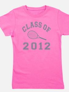 CO2012 Tennis Gray Girl's Tee