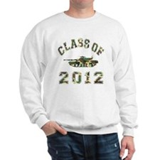CO2012 Tank Camo Sweatshirt