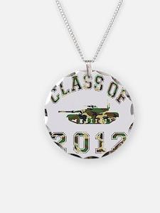CO2012 Tank Camo Necklace