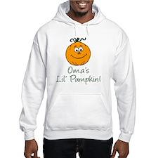 Omas Little Pumpkin Hoodie