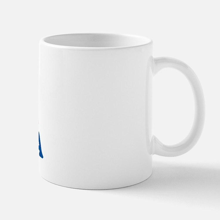 CYNTHIA (rainbow) Small Small Mug