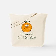Nonnas Little Pumpkin Tote Bag