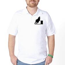 10075006%20barrel%20racer T-Shirt