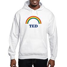 TED (rainbow) Hoodie