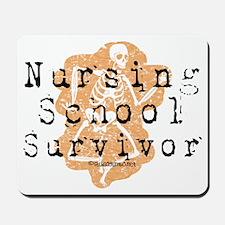 Studiogumbo - Nursing School Survivor3 Mousepad