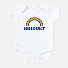 BRIDGET (rainbow) Infant Bodysuit