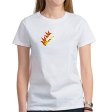 I Tried It At Home White SOT Tee