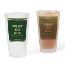 rupertcup6 Drinking Glass