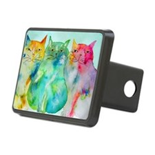 Haleiwa Cats Hitch Cover