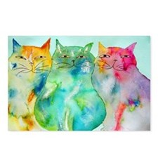 Haleiwa Cats Postcards (Package of 8)
