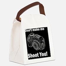 photographygift don tmake medbutt Canvas Lunch Bag