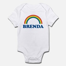 BRENDA (rainbow) Infant Bodysuit