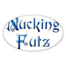 nuckingfutzaltd2 Decal