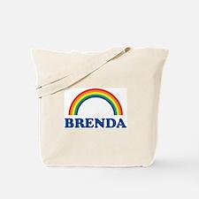 BRENDA (rainbow) Tote Bag