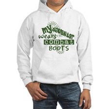 Cute Coast guard daughter Hoodie