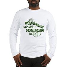 dAughterGREEN Long Sleeve T-Shirt