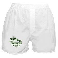 Cute Navy son Boxer Shorts