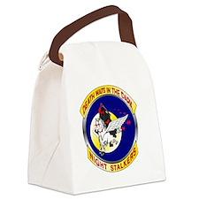 death Canvas Lunch Bag