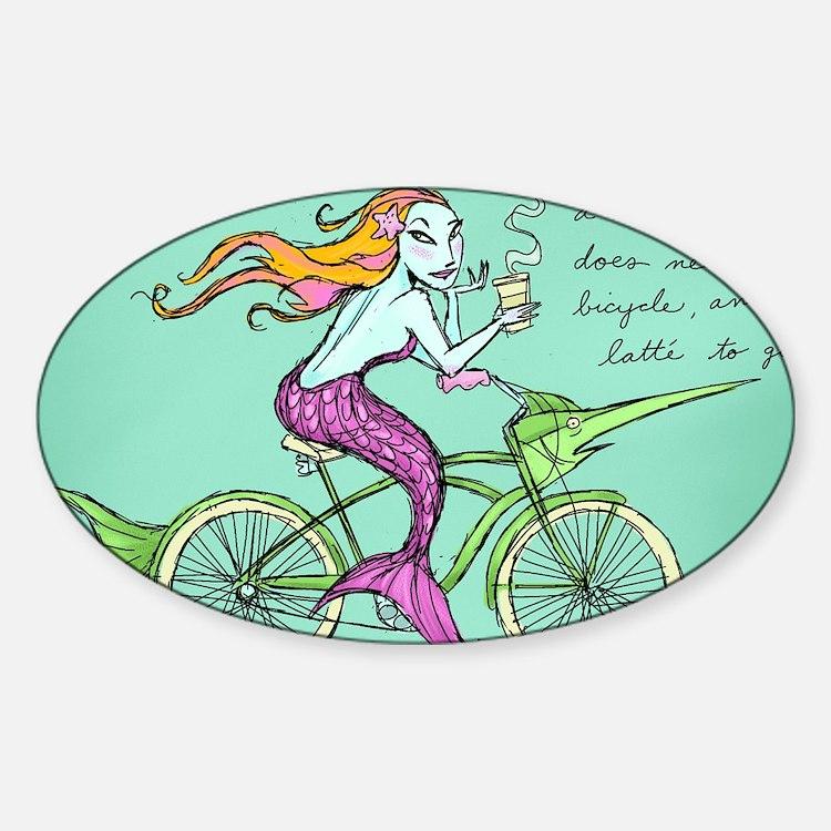 bike-maid Decal