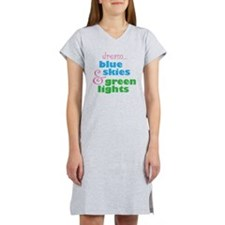 The Skydivers Dream Women's Nightshirt