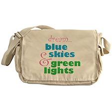 The Skydivers Dream Messenger Bag