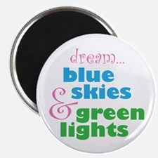The Skydivers Dream Magnet