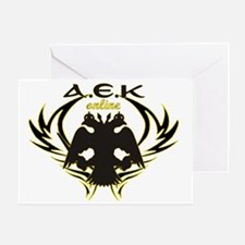 aek Greeting Card