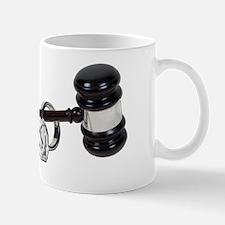 GavelAndEngagementRing071611 Mug