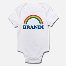 BRANDI (rainbow) Infant Bodysuit