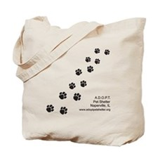 7x7_apparel-paws Tote Bag