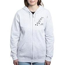 7x7_apparel-paws Zip Hoodie